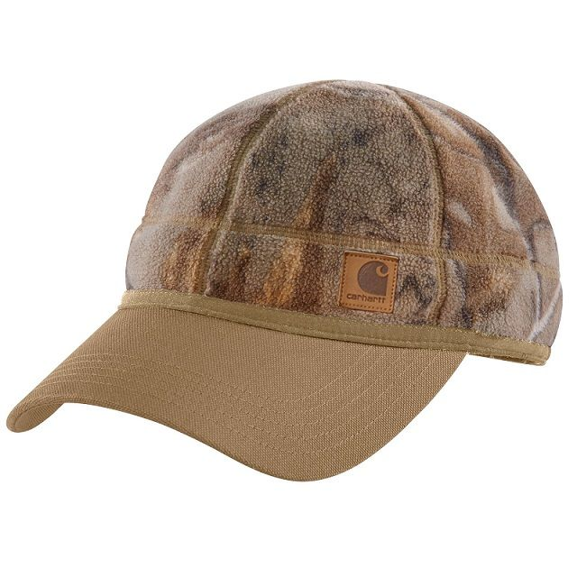 premium selection 3cdbc aadf7 Cappellino Carhartt in pile Real Tree