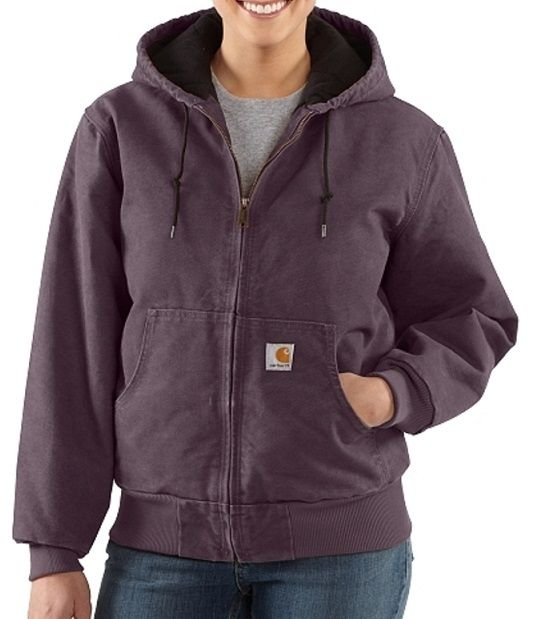 sito affidabile a165c dfb6d Giacca Carhartt Active viola