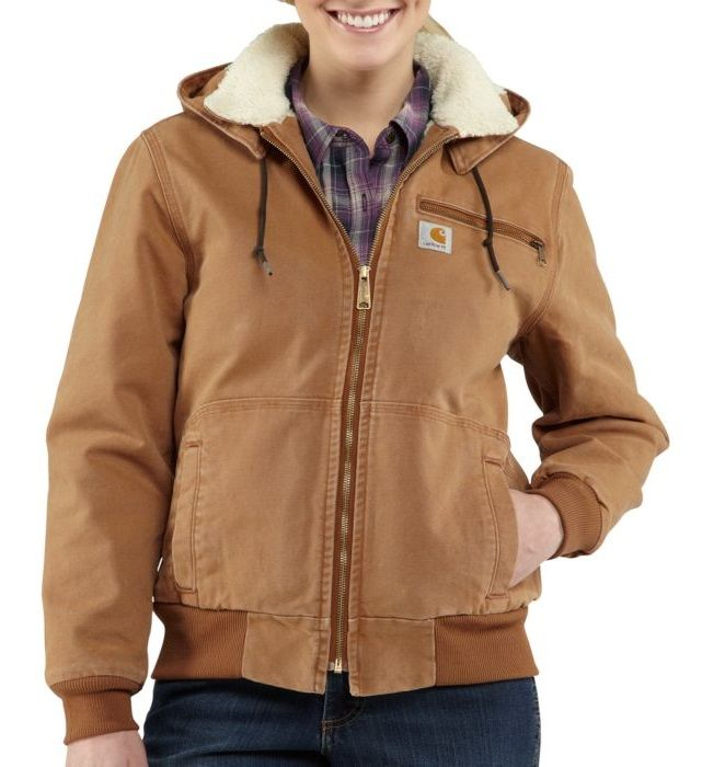 miglior sito web 753a0 91d11 Giacca Carhartt Wildwood