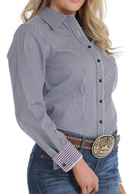 sale retailer 3f9dc c767f Camicia Cinch donna #1
