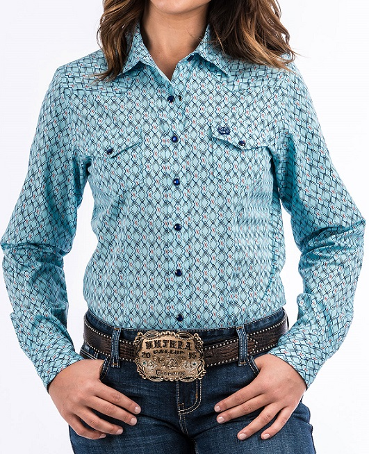 buy online 997ba af88e Cinch girl shirt #13