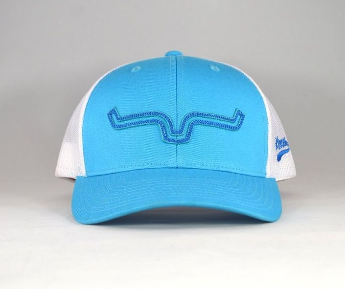Kimes Ranch Rope trucker cap turquoise  Selleria Repetti f1c21af9287