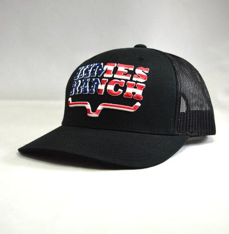 6a06fea57e46a Kimes Ranch american trucker cap  Selleria Repetti