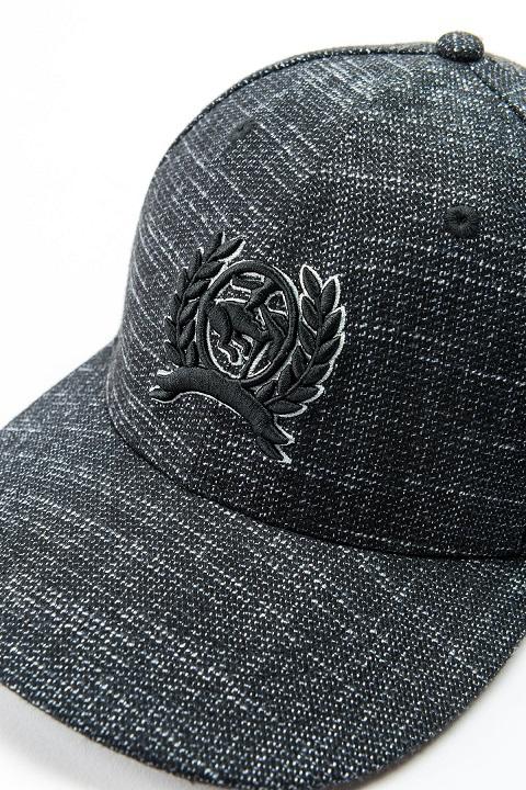 a9af2e17f5042 Cinch cap gray charcoal  Selleria Repetti