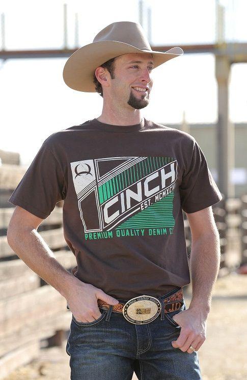 75053a68153 T-shirt Cinch  19  Selleria Repetti
