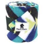 Classic Equine polo wraps lime twist