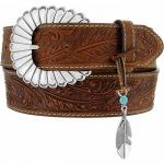Justin belt Feather