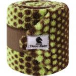 Classic Equine chocolate lime polo wraps