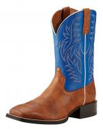 Ariat western boots Blue