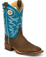 Justin western boots Bright