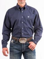 Man Shirt Cinch navy