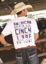 T-shirt Cinch #23