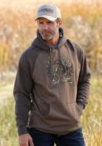 Cinch sweatshirt real tree logo