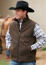 Cinch brown Vest