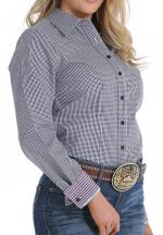 Cinch girl shirt #1
