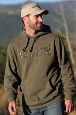 Cinch sweatshirt real tree