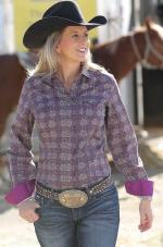 Cinch girl shirt #10