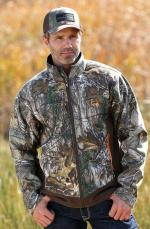 Cinch Jacket  real tree