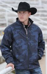 Cinch Jacket softshell camo