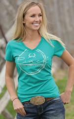 Cinch Girl t-shirt #2