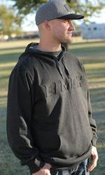 Cinch sweatshirt charcoal