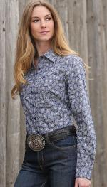 Cinch girl shirt #17