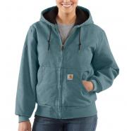 Giacca Carhartt Active sea glass