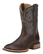 Stivale western Ariat brown