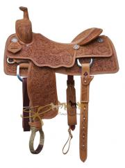 "Sella Western Working Cow Horse ""Texas Star"""