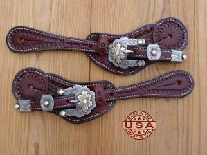 Lady antique Spur straps SRCP07