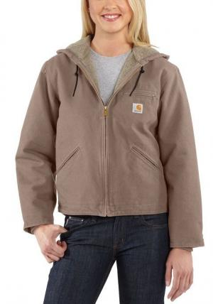 molto carino a4283 2a43f Giacca Carhartt Sierra taupe gray